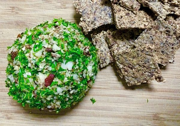 LCHF cheeseball, herbs, cheese onion, nuts, low carb, keto, banting friendly, sugar free, additive free, diabetic friendly, amazing delicious low carb healthy fat cheesy goodness