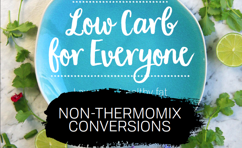 LCFE non-tm screenshot cover lchf banting low carb high fat thermomix thermofoodies ketokids keto