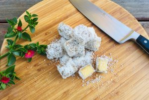 keto lamington acai lchf banting low carb high fat thermomix thermofoodies