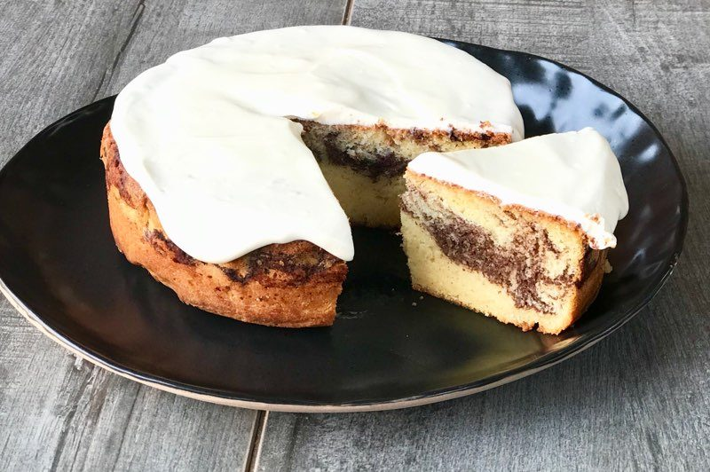 cinnamon scroll thermomix banting lchf low carb healthy fat delicious
