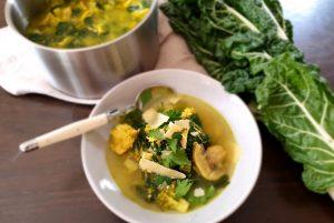 keto immune boosting soup COVID thermomix